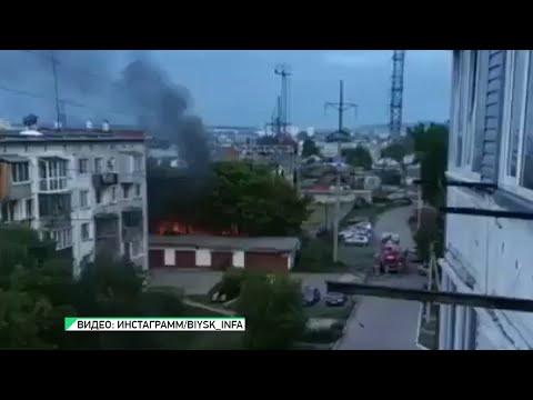 """""""Будни"""" (новости, 27.05.20г., Бийское телевидение)"""