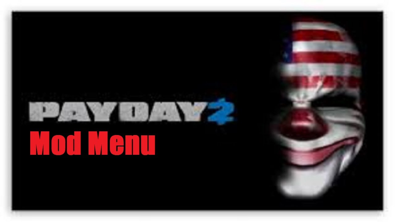How to get a Payday 2 Mod Menu - YouTube