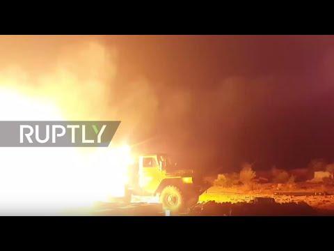 Syria: Syrian Army liberates rebel-held areas of Kinsabba, Latakia
