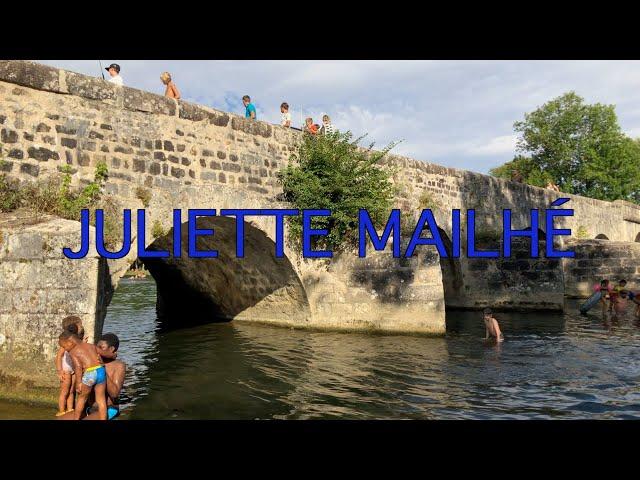 JE SUIS LÀ #4 JULIETTE MAILHÉ