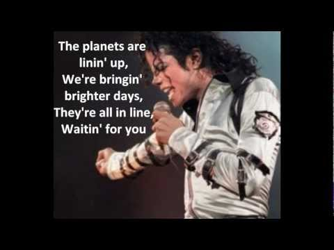 Another Part of Me - Lyrics - Michael Jackson
