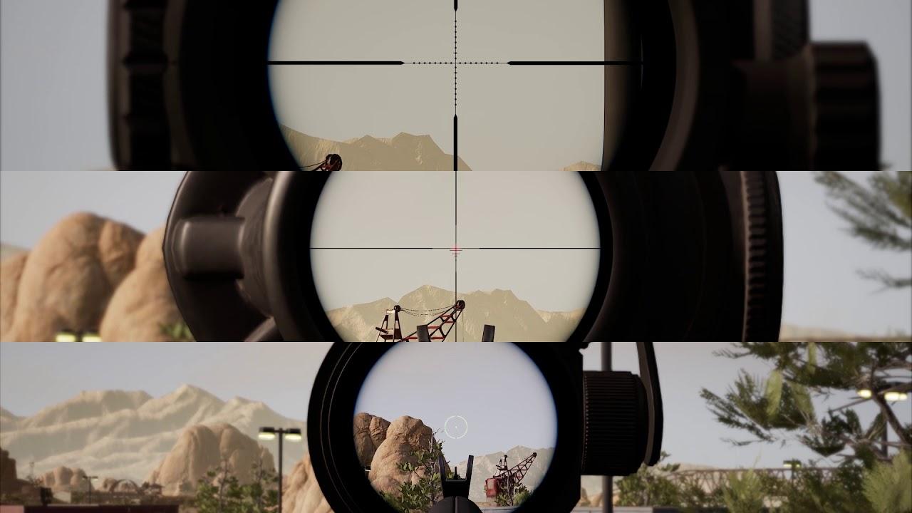 Matching Method Demo - Monitor Distance Horizontal 50%