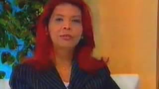 Leonor - Entrevista do CD Minha Parte Parte 1