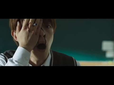 Download Shark : The Beginning 2021 ||  Latest Korean Action Movie || Class Room Fight Scene