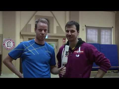 Interview Timo Boll [EWR Masters 2016, Olympia-Vorbereitung Tischtennis]