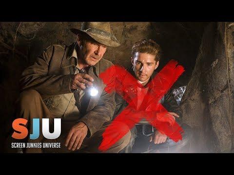 Shia LaBeouf OUT for Indiana Jones 5 - SJU