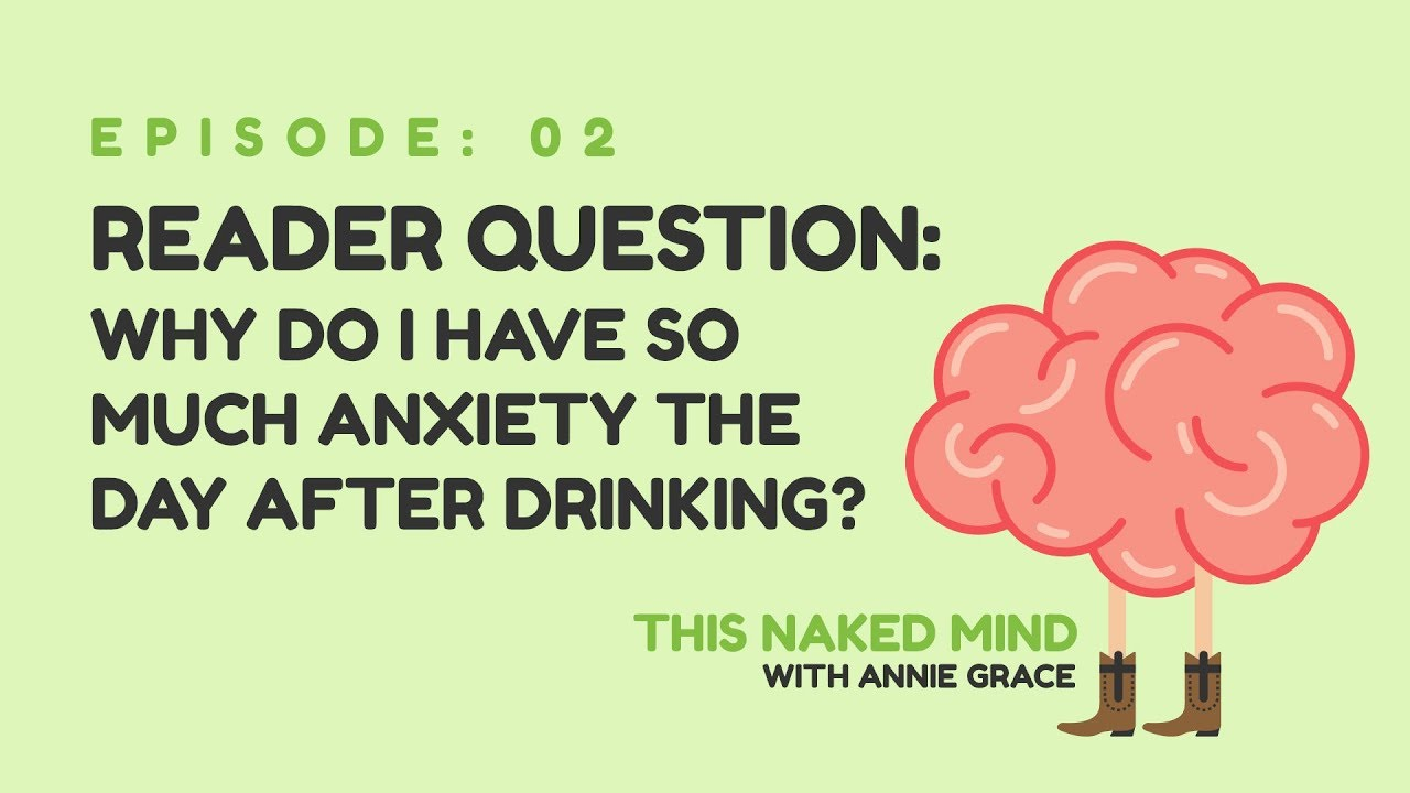 EP 02: Reader Question - Why do I have so much anxiety the ...