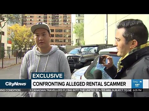 CityNews tracks down man at centre of alleged rental fraud Mp3