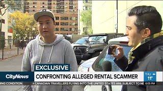 CityNews tracks down man at centre of alleged rental fraud