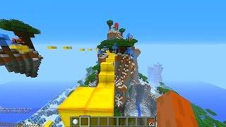Minecraft DAT PARKOUR MAP (Minecraft Parkour) with Vikkstar, PrestonPlayz & CraftBattleDuty