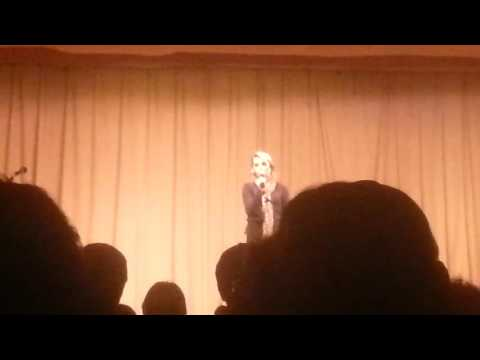 Green street School Talent show act 4: two pour kids cover
