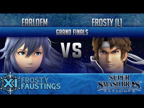 FFXI - Smash Ultimate Singles Grand Finals - UR EarlofM (Lucina) vs  Frosty [L] (Richter)