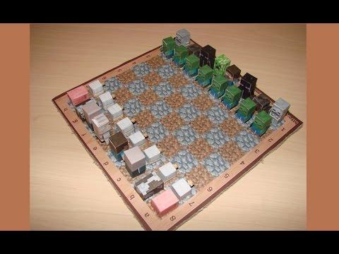 Как сделать игру шахматы 37