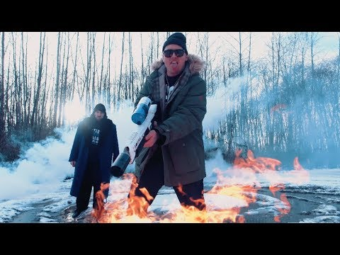 Snak The Ripper & R.A. The Rugged Man - Knuckle Sandwich (Official Music Video) on YouTube