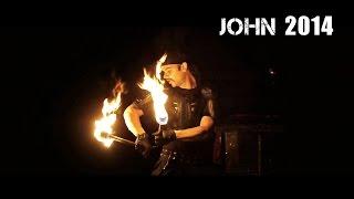 John Teaser 2014 - Kungfu Fire Show