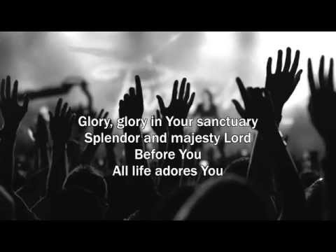 All The Earth - Parachute Band (Best Worship Song with Lyrics)