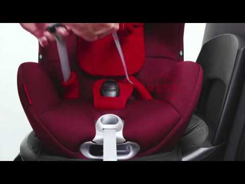 babymoon silla de coche cybex sirona instalaci n youtube. Black Bedroom Furniture Sets. Home Design Ideas