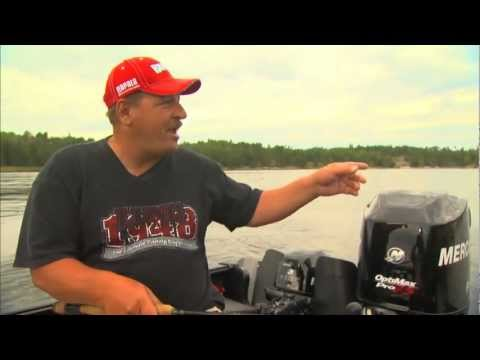 Deep Diving Crankbaits In Shallow Water - A System For Walleye