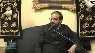 Maulana Abid Bilgrami 19 Safar 1437:2015 Majlis