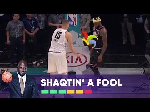 A Weekend to Remember   Shaqtin A' Fool All-Star Weekend