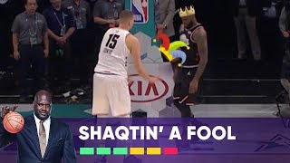 A Weekend to Remember Shaqtin A Fool All-Star Weekend
