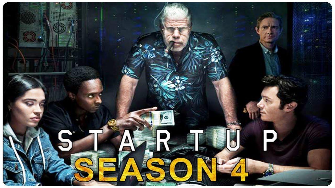 Download STARTUP Season 4 Teaser With Adam Brody and Otmara Marrero