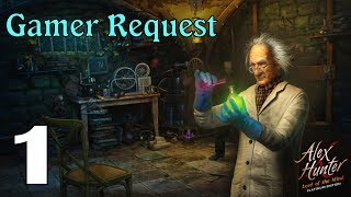 Let's Play - Gamer Request - Alex Hunter - Lord of the Mind - Part 1