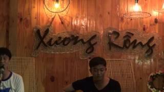 """Vầng trăng cô đơn (St: Ngọc Sơn) - Nauy [Đêm nhạc Trung thu """"Gửi yêu thương"""" - Xương Rồng coffee]"""