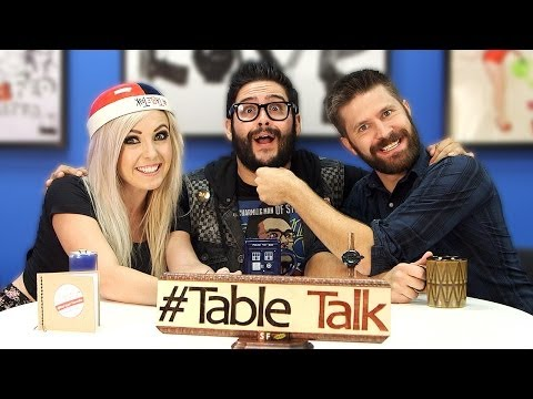 Jessica Nigri on #TableTalk!