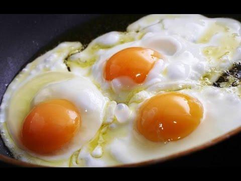 Как сделать яичницу видео фото 449