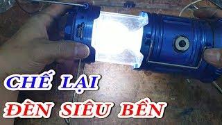 cách sửa đèn pin led