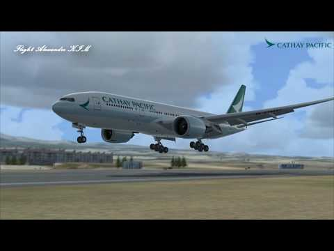 [Teaser] Cathay Pacific Boeing B777-200 (BGM_Cathay Pacific - I Can Fly)