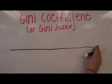 Gini Coefficient | What is Income Inequality?