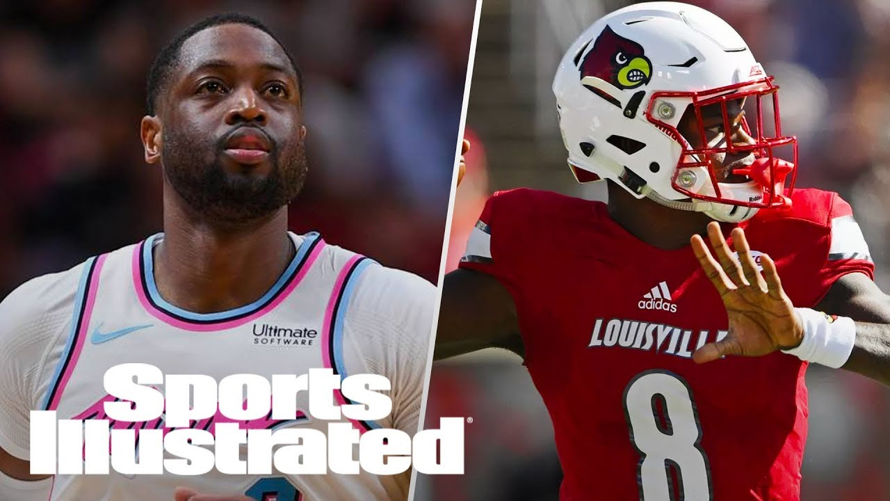 Dwyane Wade Turns Back Clock Against 76ers, Lamar Jackson To Patriots? | SI NOW | Sports Illustrated