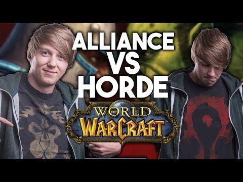 Więcej Wojny Alliance vs Horde!