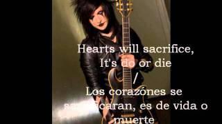 Rebel Love Song - Black Veil Brides (Sub. español e ingles)