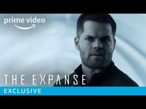 The Expanse - Exclusive: New Home | Prime Video