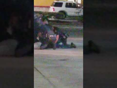 Largo Police Excessive Force  Brutality