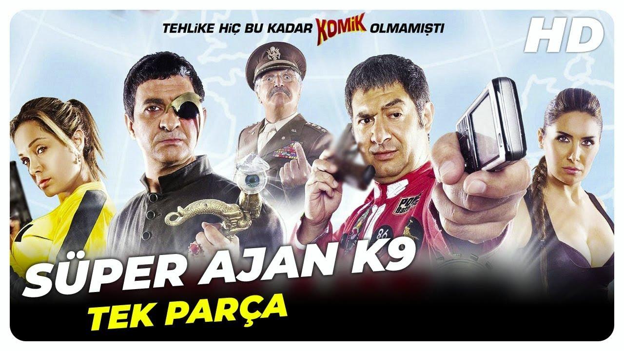 Süper Ajan K9 Komedi Film izle