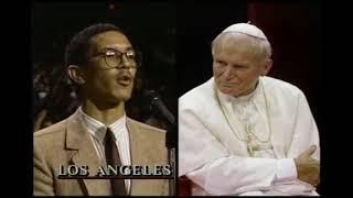 Người nghệ sĩ ghi-ta không tay và Đức Giáo Hoàng Gioan Phaolô II
