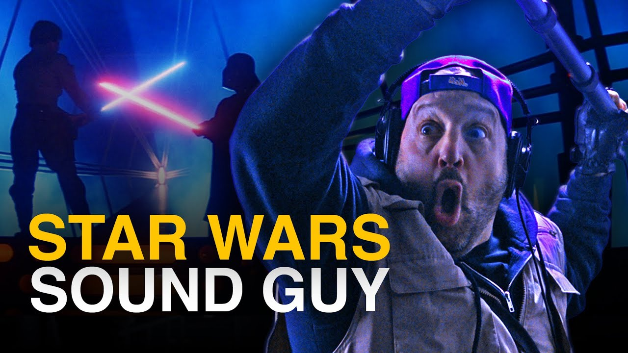 Star Wars Sound Guy | Kevin James