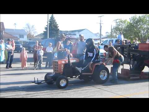 Elkhart County Garden Tractor Pullers Association