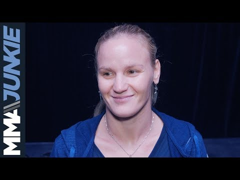 Valentina Shevchenko talks lost title fight at UFC 228