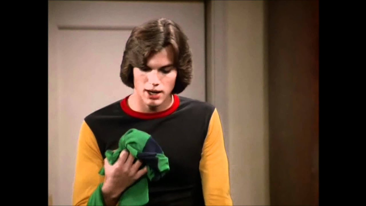 that 70 s show michael kelso explains why his t shirt was in
