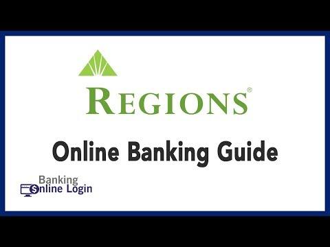 Regions Bank Online Banking Guide | Login - Sign Up