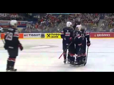 Russia - USA 2:4 ~ Hockey ~ World Cup 2015 ~ Match Review