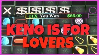 Here's another keno episode for you keno lovers! If you're a slot l...