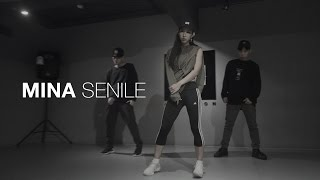 Senile - Young Money ft. Tyga, Nicki Minaj, Lil Wayne /  / Mina Myoung Choreography