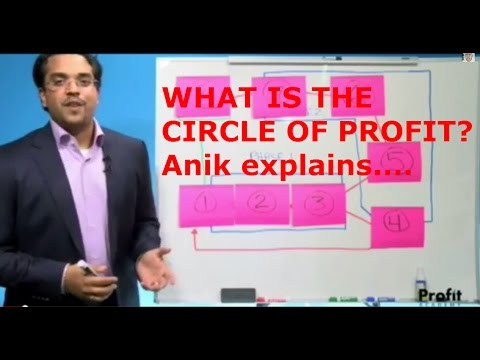 What is the Circle of Profit? - Anik Singal Explains