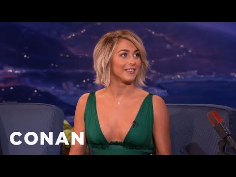 Julianne Hough's Phases Of Drunkenness  - CONAN on TBS